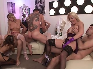 Fucking, Group Sex, Hardcore, Orgy, Pornstar, Rough, Swinger,