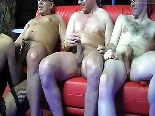 Amateur, Anal Sex, Big Cock, Brunette, Gangbang, German, Group Sex,