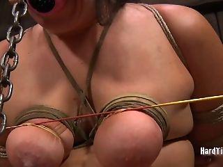 BDSM, Blonde, Bondage, Crying, Fetish, Gorgeous, Model, Spanking, Torture,