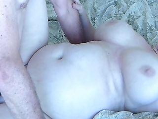 BBW, Big Natural Tits, Cum, Granny, HD, Mature,