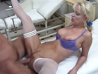 Amateur, Mature, Nurse, Riding, Shaved Pussy,