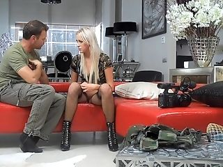 Anal Sex, Ass, Behind The Scenes, Blonde, Brunette, Fucking, Hardcore, Natural Tits, Pornstar, Rocco Siffredi,