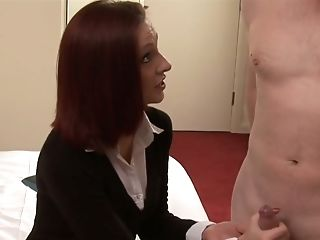 Business Woman, Dick, Handjob, Homemade, Private, Wife,