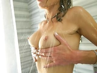 Kinky, Natural Tits, Neighbor, Pornstar, Rough, Shower, Slim,