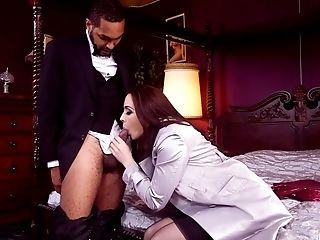 BDSM, Big Black Cock, Bondage, Fuckdoll, Ginger, HD, Rough, Submissive, Whore,