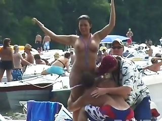 Ass, Big Tits, Flashing, Friend, Licking, Naughty, Party, Public, Ugly,