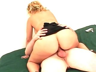 Anal Sex, Big Tits, Blonde, Blowjob, Cigarette, Facial, Pornstar, Riding,