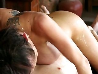 Beauty, Blowjob, Brandy Aniston, Brunette, Cute, Dick, Horny, Massage, MILF, Slut,
