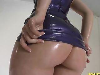Anal Sex, Ass, Big Ass, Blowjob, Bold, Brunette, Doggystyle, HD, Lina Paige, Raylene,