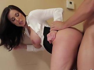 Big Ass, Big Cock, Big Tits, Brunette, Casting, Condom, Cute, Facial, Friend, HD,