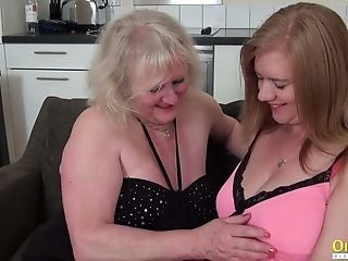 Lesbian, MILF,