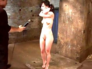 BDSM, Brutal, Cameltoe, Caning, Choking Sex, Elise Graves, Tied, Toes,