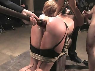 Abuse, Anal Sex, BDSM, Bondage, Brunette, Brutal, Cecilia Vega, Emo, From Behind, Group Sex,