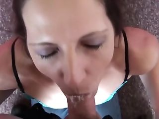 Blowjob, Brazilian, Deepthroat, Facial, Marie Madison, Mature, Pornstar, POV,