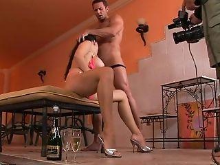 Aletta Ocean, Anal Sex, Backstage, Big Tits, Blowjob, Brunette, HD,