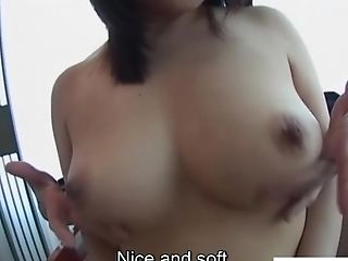 Big Tits, Exhibitionist, Japanese, Jav, Natural Tits, Wife,
