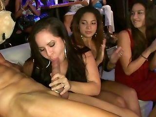 Amateur, Blowjob, Brunette, CFNM, Club, Ethnic, Group Sex, Latina, MILF, Party,