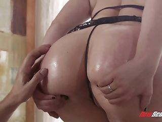 Bareback, Big Ass, Blowjob, Brunette, Couple, Dick, Fingering, Hardcore, Horny, Licking,