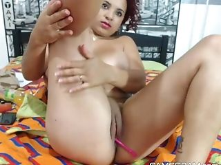Amazing, Big Tits, Chubby, Curvy, Masturbation, Model, Natural Tits, Sex Toys, Solo, Webcam,