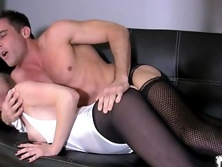 Balls, Choking Sex, Creampie, Cum Swallowing, Food, Lingerie, Pantyhose, Pussy Eating,