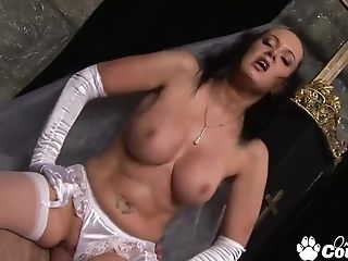 Bride, Cumshot, Fetish, Food, Horny, Wedding,