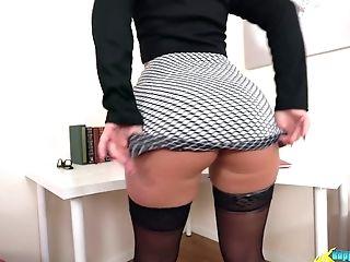 Ass, BBW, Beauty, Blonde, Boobless, Boots, Cute, HD, Lingerie, Miniskirt,