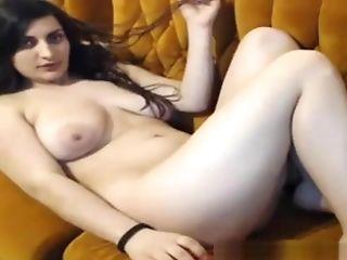 Amateur, Babe, Beauty, Brunette, Indian, Shy, Solo, Webcam,