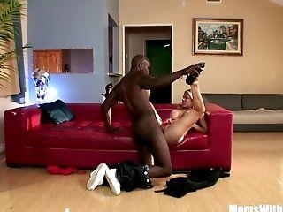 Angela Attison, большой черный член, большой член, большие сиськи, блондинки, минет, бобкэт, буккаке, пара, Cowgirl,