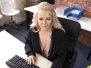 Amateur, Beauty, Big Tits, Blonde, Curvy, Exhibitionist, HD, MILF, Naughty, Office,