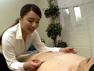 Asian, Babe, Clothed Sex, Couple, Cute, Ethnic, Hardcore, Japanese, Massage, Miniskirt,