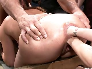 Alisya Gapes, Anal Sex, Fisting, Gaping Hole, Mistress, Princess Donna, Public, Russian,