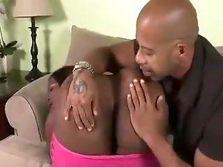 любительское, анальный секс, толстушки, большой член, большие сиськи, черные, пара, Shane Diesel,