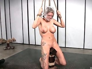 BDSM, Beauty, Big Tits, Blonde, Bondage, Cute, Horny, Slut, Sybian, Torture,