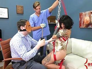 Ass, BDSM, Bondage, HD, Sex Toys, Slap, Spanking,