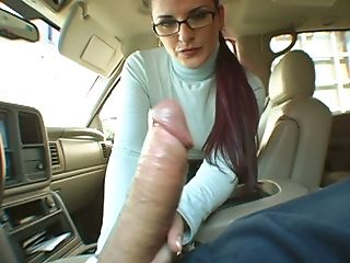 Big Ass, Blowjob, Car, Caroline Pierce, Classroom, Outdoor, Teasing,