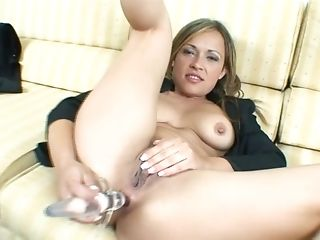 Anal Sex, Anal Toying, Blowjob, Dildo, Doggystyle, Fingering, Handjob, Hardcore, Natural Tits, POV,