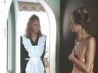 German, Maid, Natural Tits, Retro, Uniform,