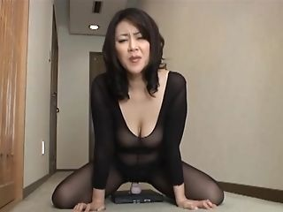 BBW, Bodystocking, Japanese, Lingerie, Mature, Stockings,