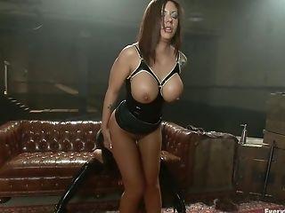 Sexo Anal, Fetiche, Punho, Mason Moore, Estrela Pornô, Roxanne Hall,